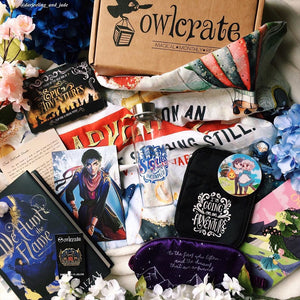 OwlCrate May 2019 'EPIC ADVENTURES' Box