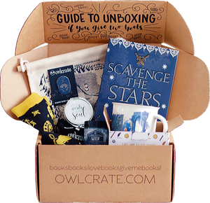 OwlCrate Subscription (Billed every 12 Months)