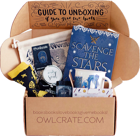 OwlCrate Subscription (Billed every Month)