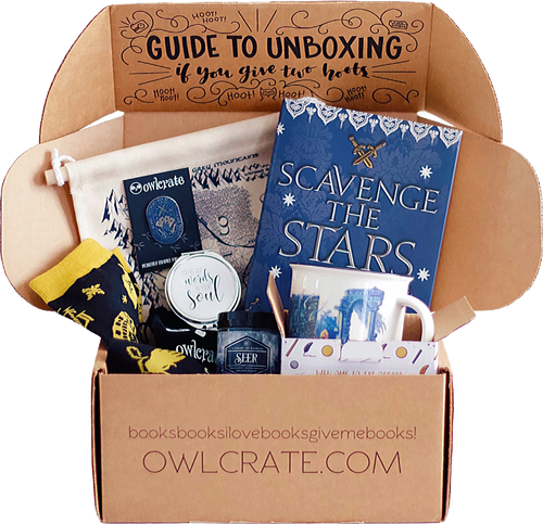 OwlCrate Subscription (Billed every 3 Months)