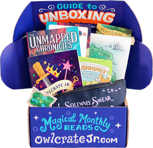 OwlCrate Jr Subscription (Billed every 3 Months)
