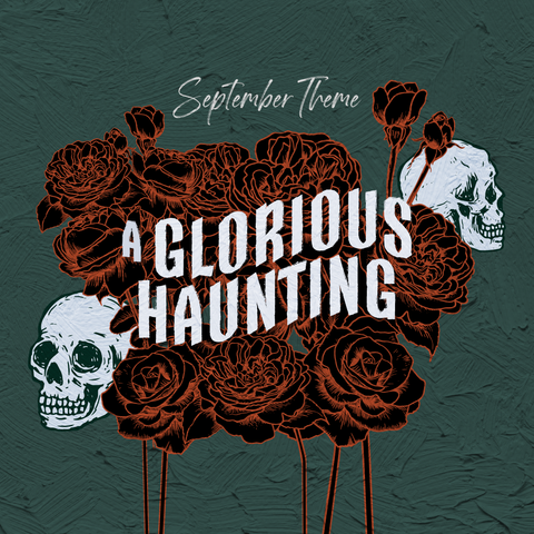 OwlCrate September 2020 'A GLORIOUS HAUNTING' Box