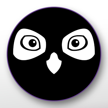 'Owl Face' Button