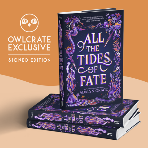 All The Tides of Fate (Exclusive Signed Edition)