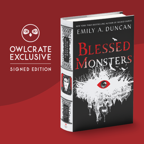 Blessed Monsters (Exclusive Signed Edition)