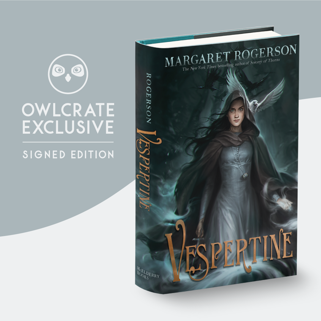 Vespertine (Exclusive Signed Edition) - OwlCrate