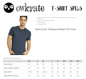 I Love OwlCrate T-shirt - White