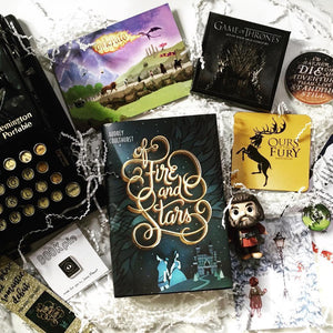 OwlCrate December 2016 'EPIC' Box
