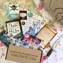 OwlCrate March 2017 'SAILORS, SHIPS & SEAS' Box