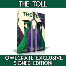 The Toll (Exclusive Signed Edition)