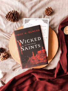 Wicked Saints (Exclusive Signed Edition)