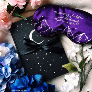 Court of Dreams Sleep Mask