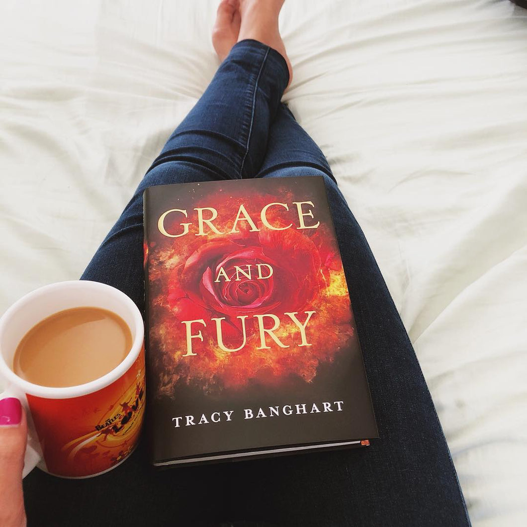 Grace and Fury (Exclusive Signed Edition w/ Author Letter and Bookmark)