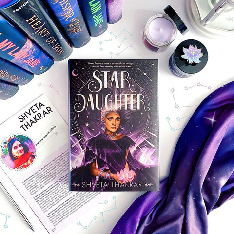 Star Daughter (Exclusive Signed Edition w/ Author Letter)