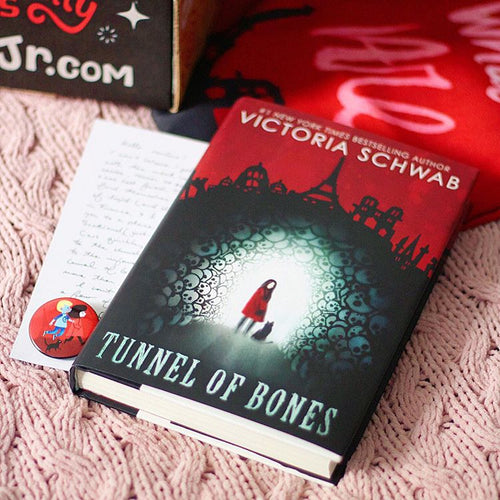Tunnel of Bones (Signed First Edition w/ Author Letter, Poster)