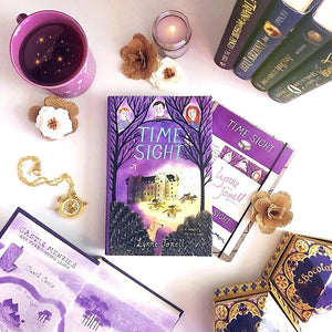 Time Sight (w/ Signed Bookplate, Author Letter, Magnet)