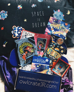 OwlCrate Jr November 2018 'INTERGALACTIC ADVENTURE' Box