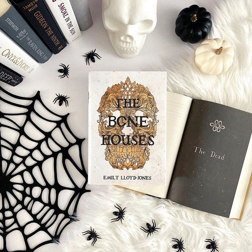 The Bone Houses (Exclusive Signed Edition w/ Author Letter and Bookmark)
