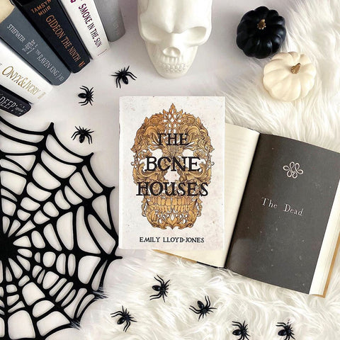 The Bone Houses (Exclusive Signed Edition w/ Author Letter)