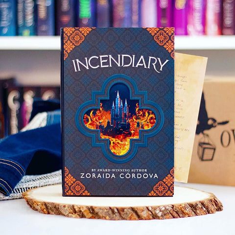 Incendiary (Exclusive Signed Edition w/ Author Letter)