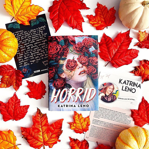 Horrid (Exclusive Signed Edition w/ Author Letter and Reversible Dust Jacket Art)