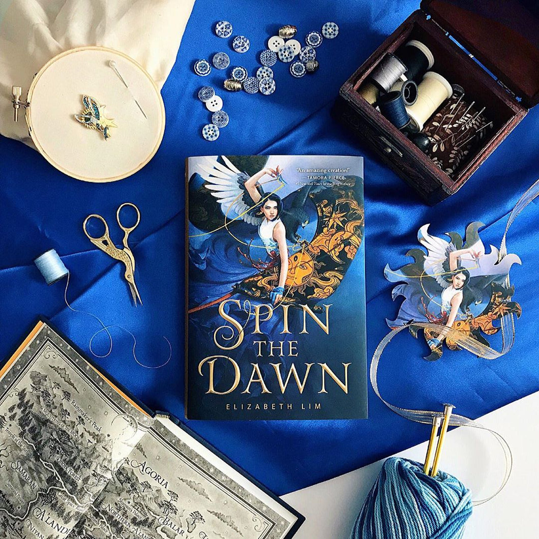 Spin the Dawn (Exclusive Signed Edition w/ Author Letter and Bookmark)