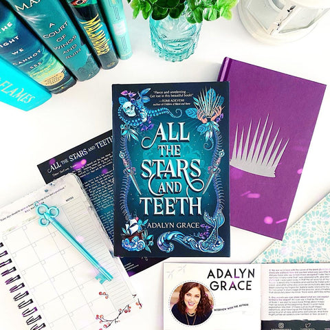 All the Stars and Teeth (Exclusive Signed Edition w/ Author Letter)