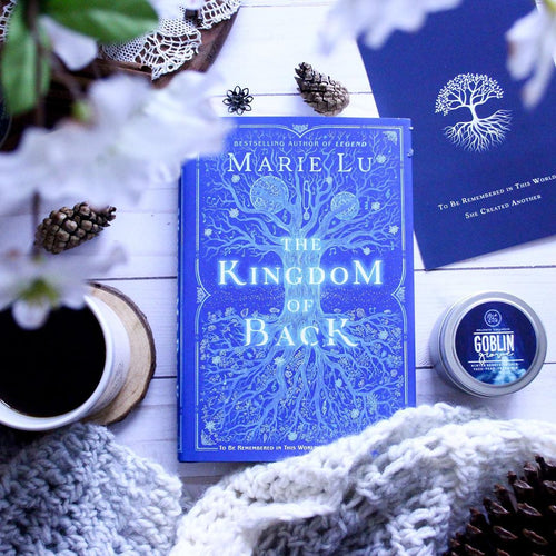 The Kingdom of Back (Exclusive Signed Edition w/ Author Letter)