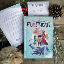 Voyage of the Frostheart (w/ Signed Bookplate, Author Letter, Pencil)
