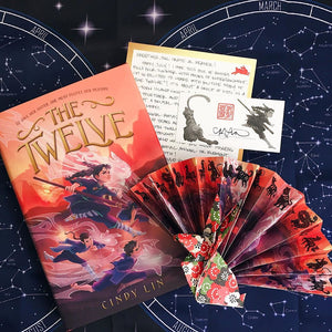 The Twelve (w/ Signed Bookplate, Author Letter, Fan)