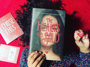 The Hearts We Sold (w/ Exclusive Cover, Signed Bookplate, Author Letter)