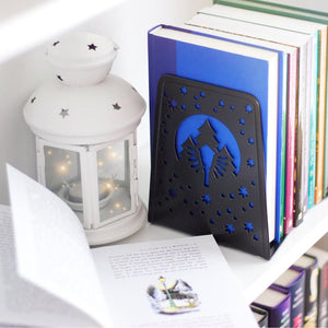 Magical Lamp Post Bookend Set