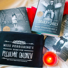 Exclusive Miss Peregrine's Zipper Pouch