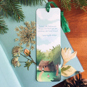Fresh Air and Sunshine Bookmark
