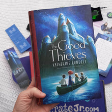 The Good Thieves (Signed First Edition w/ Author Letter, Bookmark)
