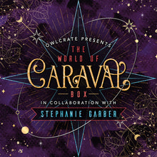 Limited Edition World of Caraval Box