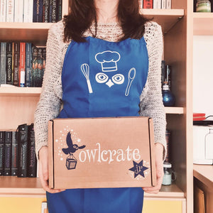 OwlCrate Jr Apron