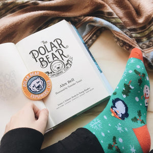 The Polar Bear Explorer's Club (Signed Edition w/ Author Letter and Patch)