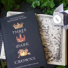 Three Dark Crowns (w/ Author Letter, Signed Bookplate and Fortune Teller)