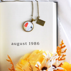 Eleanor and Park Pendant Necklace