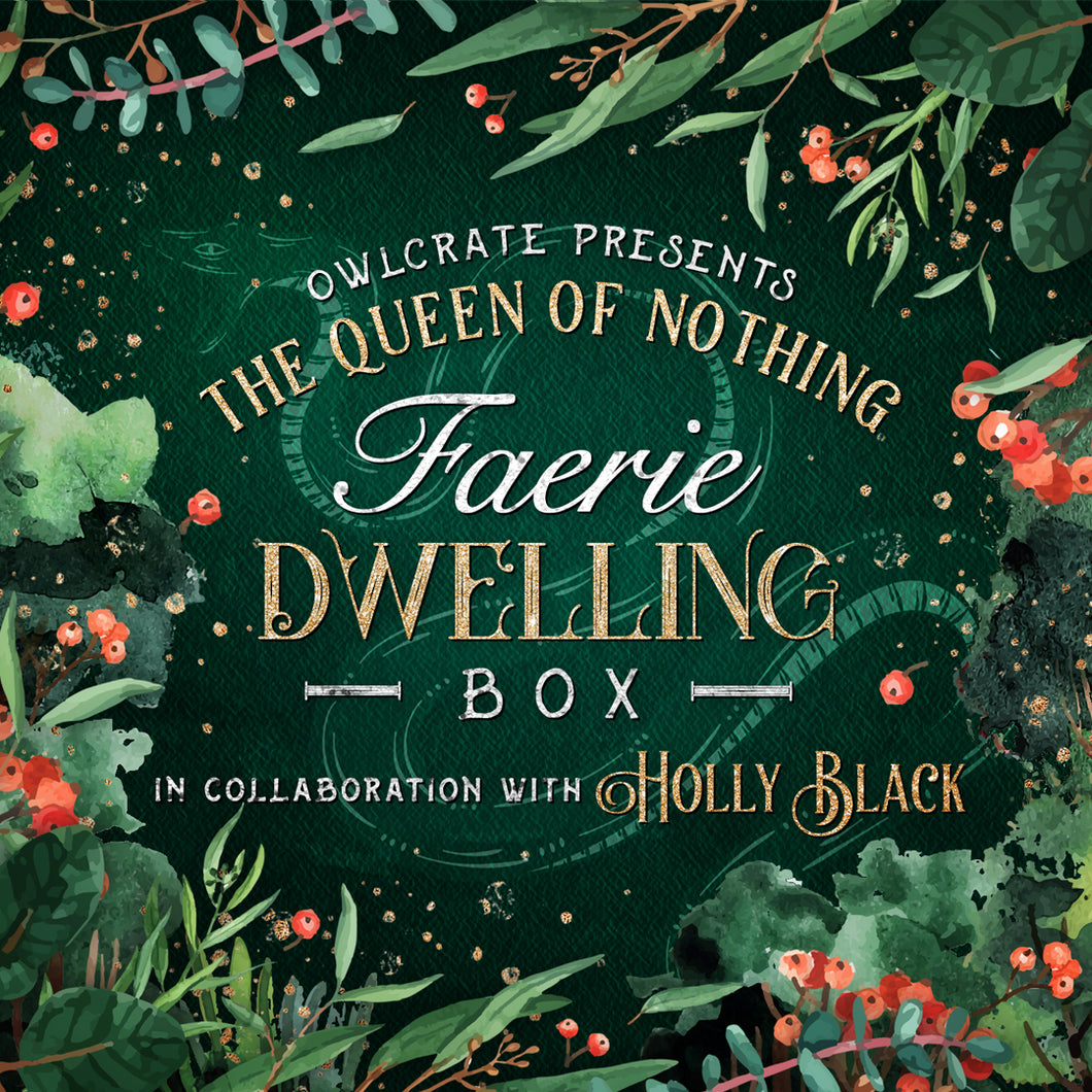 """Image result for owlcrate queen of nothing"""""""
