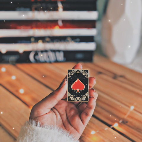 Legendary Enamel Pin