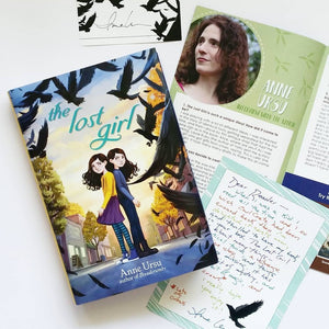 The Lost Girl (w/ Signed Bookplate, Author Letter, Book of Mazes)