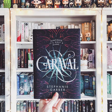 Caraval Book (w/ exclusive Author Letter, Signed Bookplate and Art Print)