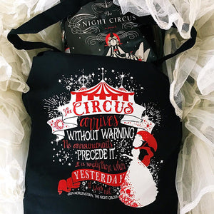Exclusive Night Circus Inspired Tote Bag