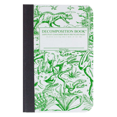 Dino Decomposition Pocket Book