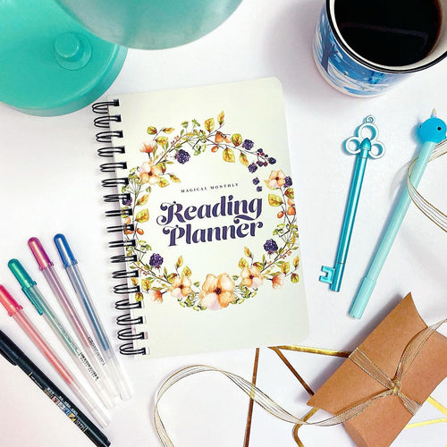 OwlCrate Exclusive Reading Planner