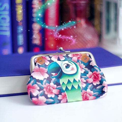 Practically Perfect Clasp Pouch