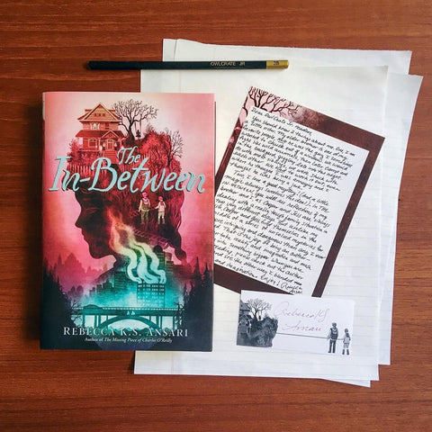 The In-Between (Exclusive Edition W/ Signed Bookplate, Author Letter, and Collectible Sticker)