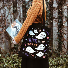 Exclusive Trick or Treat Tote Bag